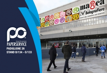 Paper Service al Marca 2018